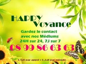 happyvoyance aout 13